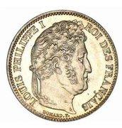1 Franc - Louis-Philippe -  obverse