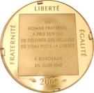 10 Euro (Aristides de Sousa Mendes) – reverse