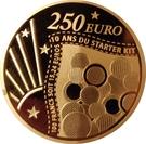 250 Euro (Starter Kit) – reverse