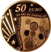 50 Euro (Starter Kit) – reverse