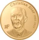 10 Euro (Christian Dior) – obverse