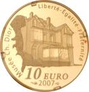 10 Euro (Christian Dior) – reverse