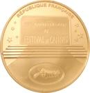 10 Euro (Cannes Cinema Festival) – obverse