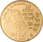 10 Euro (Pig) -  reverse