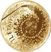 20 Euro (Pinocchio) -  obverse