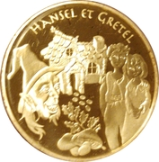 20 Euro (Hansel and Gretel) -  obverse