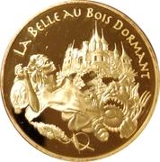 20 Euro (Sleeping Beauty) -  reverse
