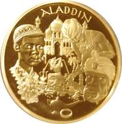 20 Euro (Alladin) -  reverse