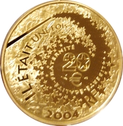20 Euro (Alladin) -  obverse