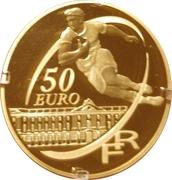 50 Euro (Stade Toulousain) – reverse