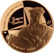 50 Euro (Jacques Cartier) – reverse