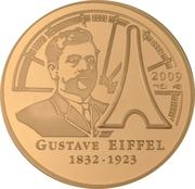 50 Euro (Gustave Eiffel) – reverse