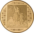 "10 Euro (""La Liberté"" ) – reverse"