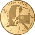 10 Euro (Polar Year) – reverse