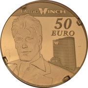 50 Euro (Largo Winch) – obverse