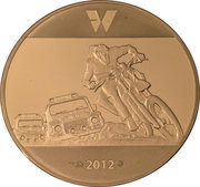 50 Euro (Largo Winch) – reverse