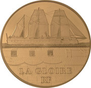 50 Euro (The Gloire) – obverse