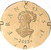 50 Euro (François I) – obverse