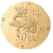 50 Euro (François I) – reverse