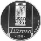 1 ½ Euro (Rugby World Cup) – reverse