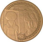 50 Euro (Abu Simbel) – obverse