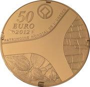 50 Euro (Abu Simbel) – reverse