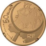 50 Euro (Asterix) – obverse