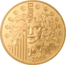 10 Euro (French Presidency) – obverse