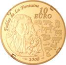 10 Euro (Rat) – reverse