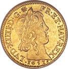1 Louis d'Or - Louis XIV – obverse