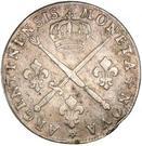 33 Sols - Louis XIV – obverse