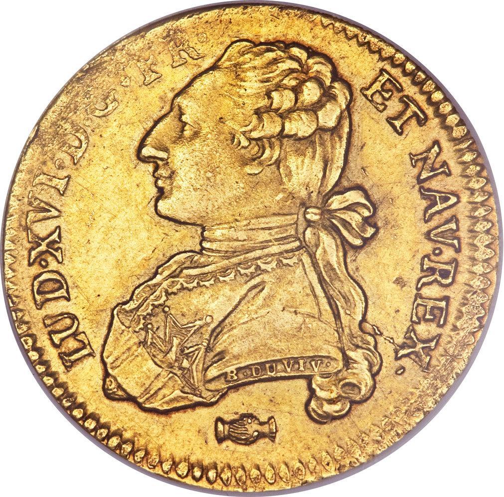 2 Louis D Or Louis Xvi France Kingdom Numista