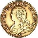 1 Louis d'Or - Louis XV – obverse