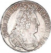 1 Écu - Louis XIV – obverse