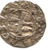 Denier - Philippe II – reverse