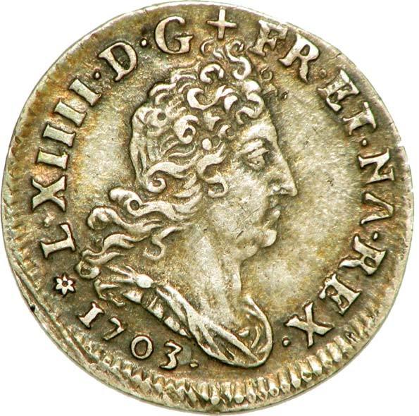 5 sols aux insignes - Louis XIV - France - Royaume - Numista