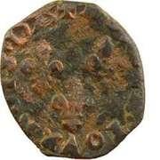 Double Tournois - Henri IV (Saint-Palais mint) – reverse