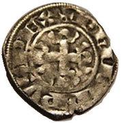 Double Parisis - Philippe IV (1st type) – obverse