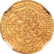 Ecu d'Or - Charles VI – reverse