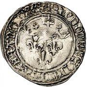 Gros de Roi - Louis XI – obverse