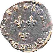Double Tournois - Henri IV (Montpellier mint) – reverse