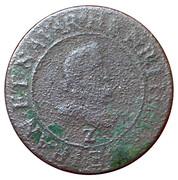 Double Tournois - Henri IV (Dauphiné mint) – obverse