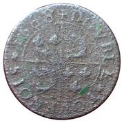 Double Tournois - Henri IV (Dauphiné mint) – reverse