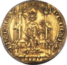 Double Royal d'or - Philippe VI de Valois – obverse