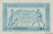 50 centimes - Trésorerie aux Armées (type 1919) – obverse
