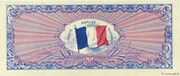 100 francs Drapeau (type 1944) – reverse
