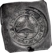 2 Gulden (Siege coinage; Klippe) – obverse
