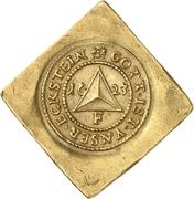 2 Ducat (Siege coinage; Klippe) – obverse