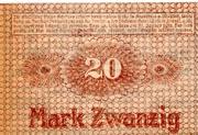 20 Mark (Frankfurter Maschinenbau) – reverse