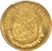 1½ Ducat (Coronation) – reverse